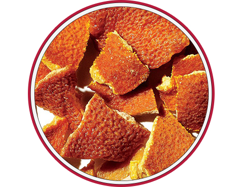 Triangle Shaped Dried Orange